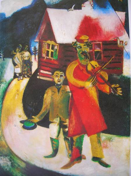 M. Chagall