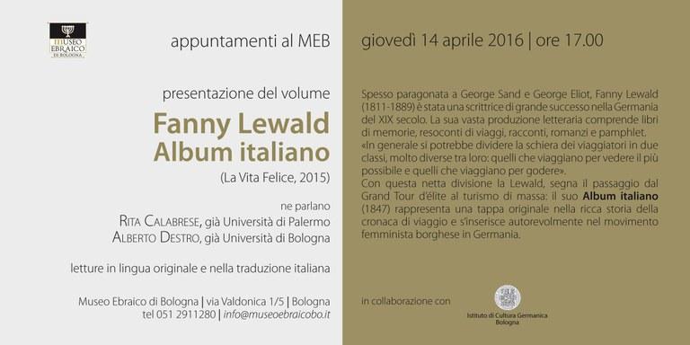 Invito Lewald