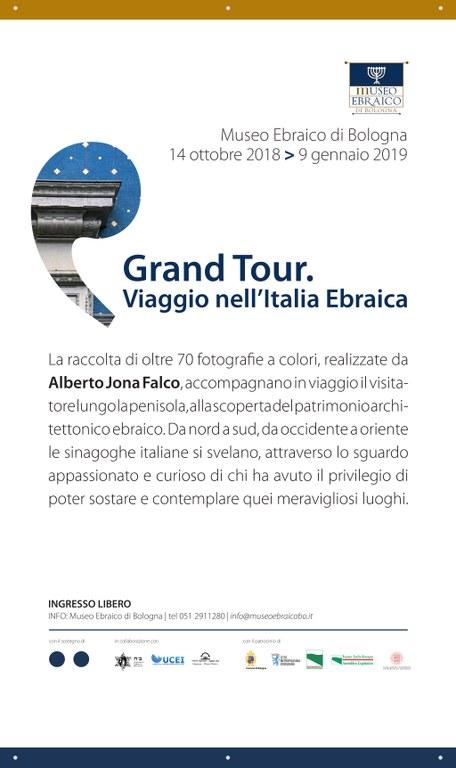 mostra Gran Tour 2018 loc