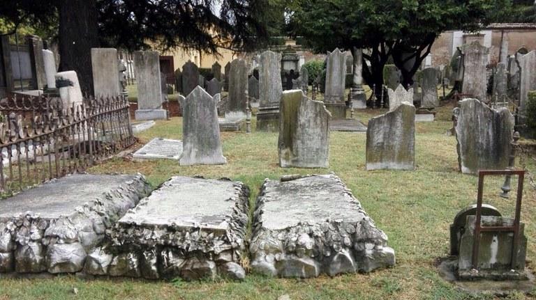 Cimitero Certosa 2018