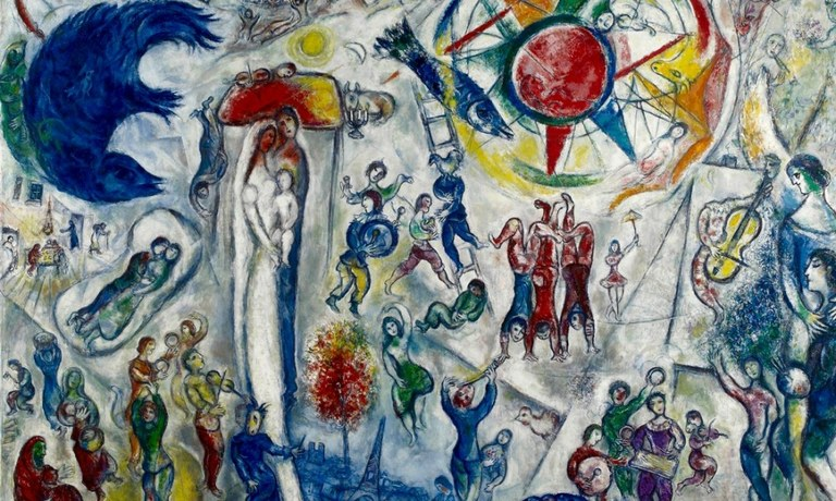 Chagall Bianchini