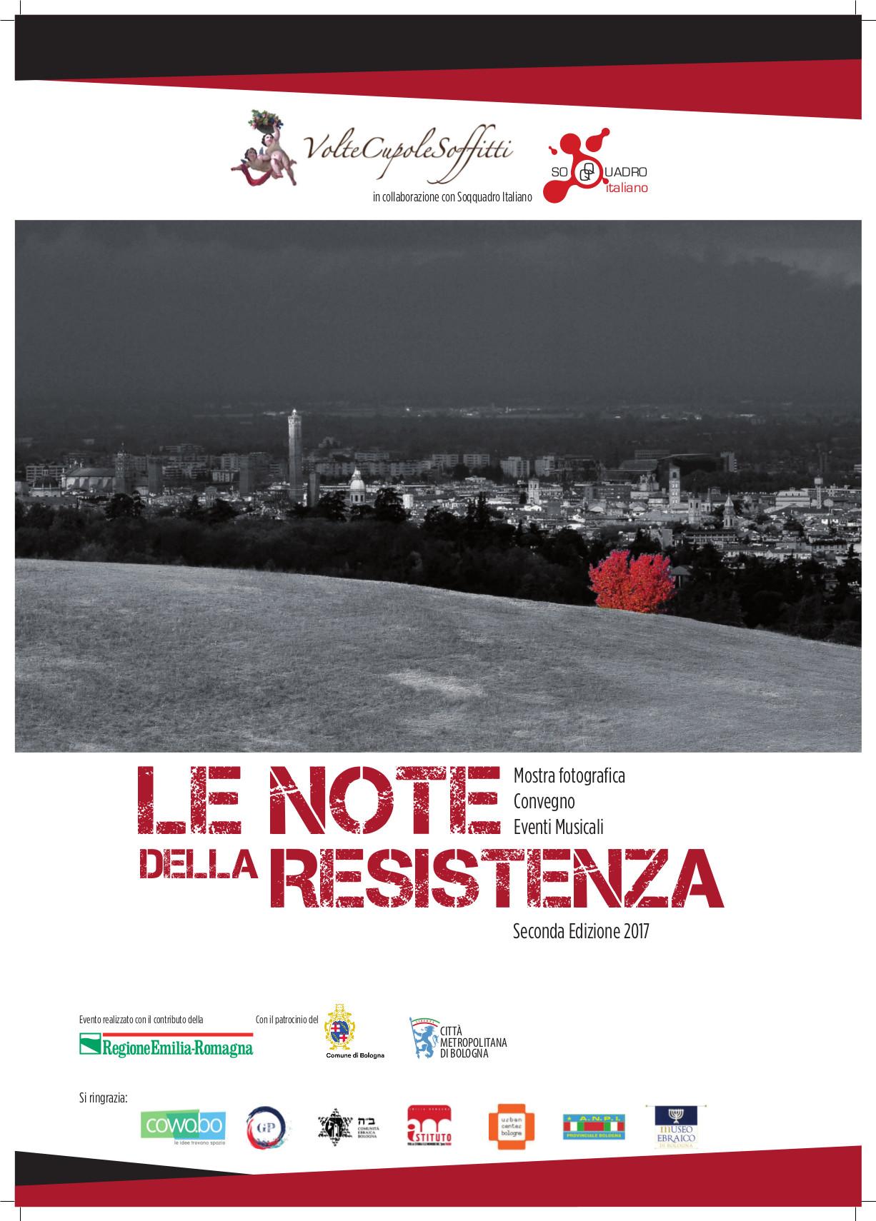 Note Resistenza 2017