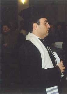 rav alberto Sermoneta