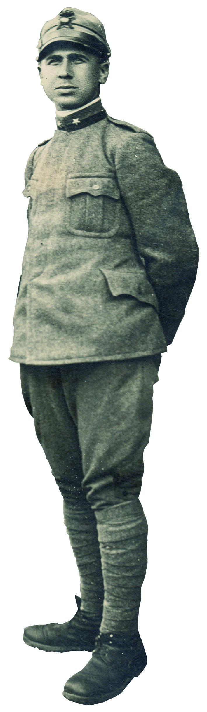 Soldato Grande Guerra