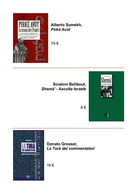 libreria Morasha 3