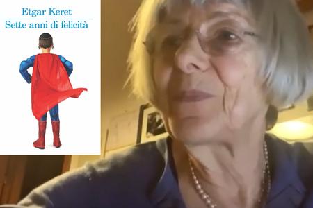 """#laculturanonsiferma - Schegge di letteratura - puntata 2 - """"Sette anni di felicità"""" di Etgar Keret"""