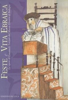 Copertina Feste e Vita Ebraica