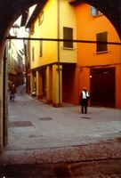 ex-ghetto, Bologna